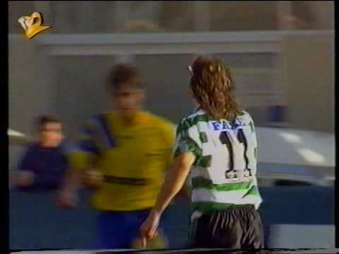11J :: Estoril - 0 x Sporting - 2 de 1993/1994
