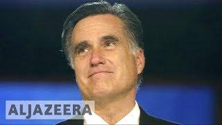 Mitt Romney running for Senate