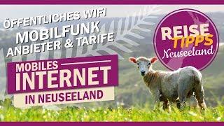 Reisetipps Neuseeland - Wifi und mobiles Internet | Video #03