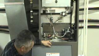 gas furnace troubleshooting.wmv