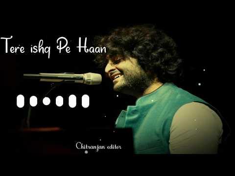 iss-jagah-aa-gyi-lyrics-by-arijit-singh-|-sad-whatsapp-status-|-kabir-singh-|-chitranjan-editor