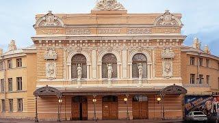 Цирк на Фонтанке, Санкт-Петербург.