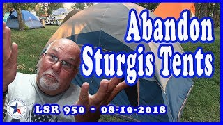 Download Video Sturgis Motorcycle Rally Abandon Tents • 08-10-2018 MP3 3GP MP4