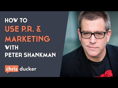 PR & Marketing Moves to Sky-Rocket Your Business, with Peter Shankman!