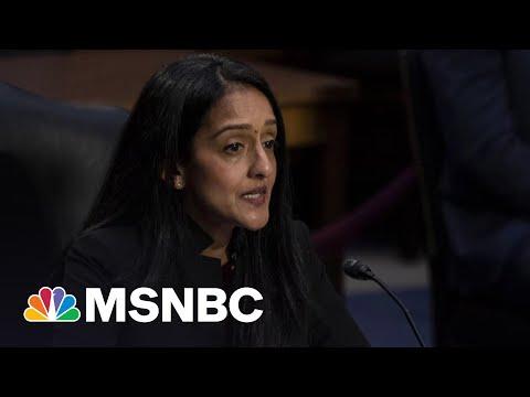 Senate Confirms Vanita Gupta As Associate Attorney General   Rachel Maddow   MSNBC