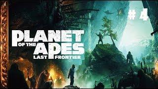 Planet of the Apes Last Frontier ➤ Прохождение #4 ➤ 2 ФИНАЛА