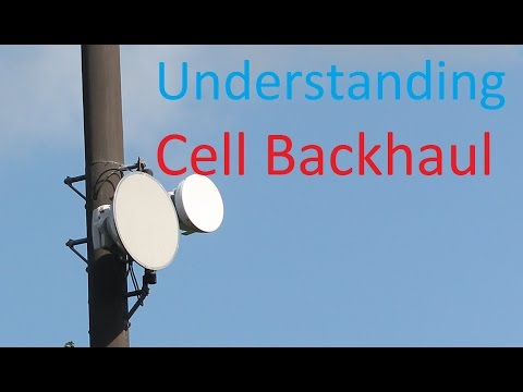 Understanding Cellular Backhaul: Microwave, on air, fibre and E1/T1 links