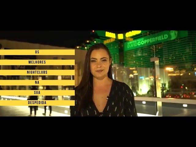 Sua Despedida de Solteiro(a) nos Melhores Nightclubs de Las Vegas!