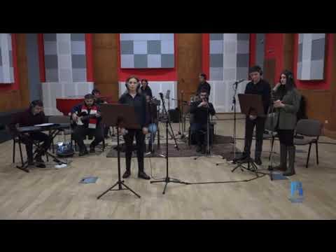 Gohar Hovhannisyan, Krunkner' Ashux Eram