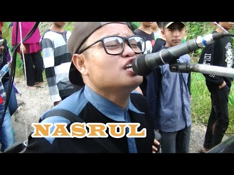 Vokalist Unik NASRUL Nyanyi Lagu Edan Turun__VIDEO TERBARU