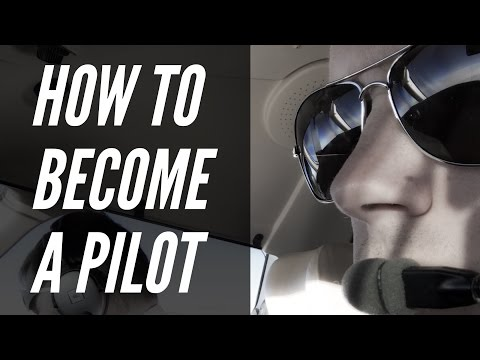 How To Become A Pilot-Advice From A Commercial Pilot!