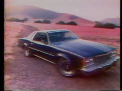 buick regal coupe 1975 tv commercial youtube. Black Bedroom Furniture Sets. Home Design Ideas