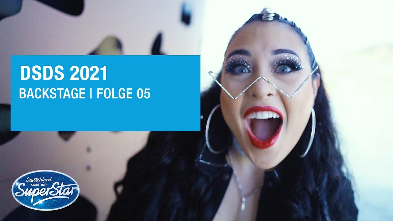 DSDS 2021   Backstage - Folge 05
