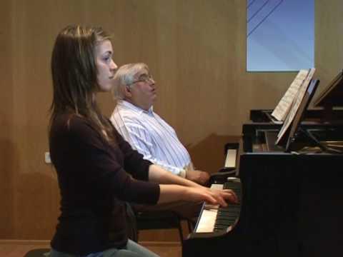 Masterclass Alexis Golovin / Chopin balade 3