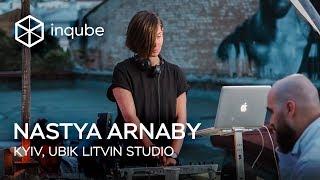 House music | Nastya Arnaby | DJ set for inqube livestream show