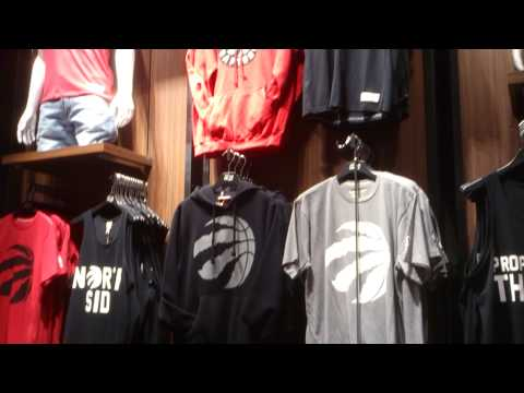 Toronto Raptors Store