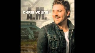 Who I Am With You - Chris Young - Lyrics (HD)