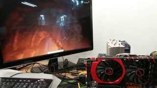 MSI GeForce GTX 960 GAMING 2G Zero Frozr