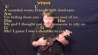 Last Christmas - Ukulele Cover Lesson in C with Chords/Lyrics