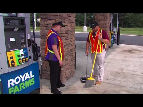 Paid Content by Royal Farms - A Day in the Life of a Royal Farms Employee
