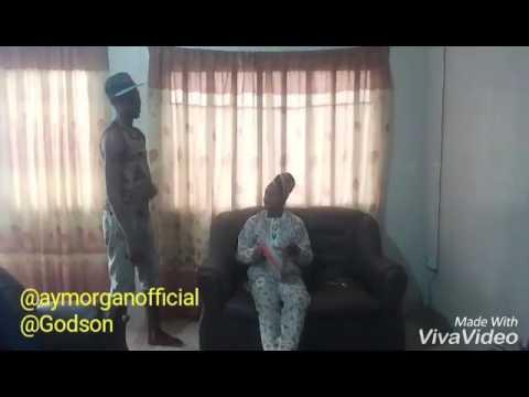 Download Ay Morgan comedy (@aymorganofficial)Funny video😀😀😀😀 #Take5naira