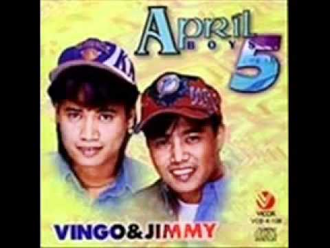 PHILIPPINES RADIO FAVOURITE'S - MULI MONG MAHALIN - APRIL BOYS 5 - VINGO,JIMMY & REGINO