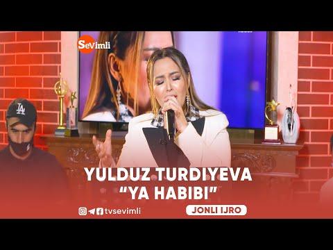 """YULDUZ TURDIYEVA """"YA HABIBI"""""""