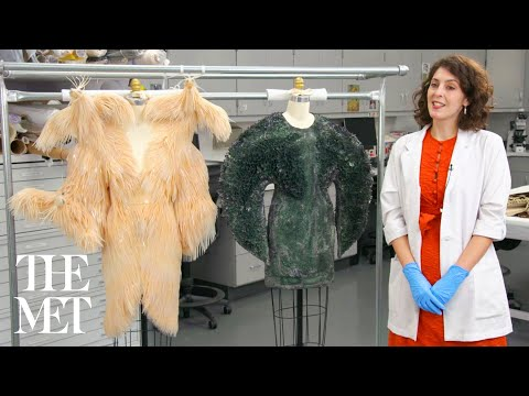 Iris Van Herpen: Behind the Scenes at The Costume Institute Conservation Laboratory