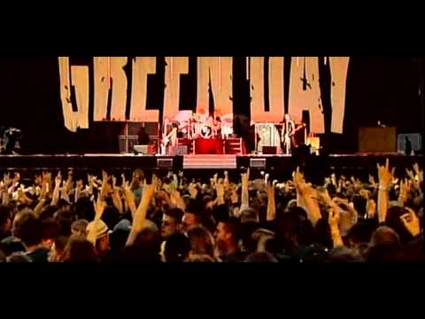 Green Day - Basket case - live @ Rock am Ring 2005 - HD