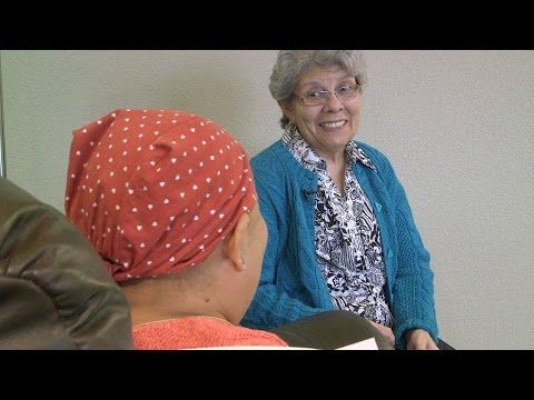 Breast cancer survivor helps other women overcome their fears