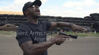 FIRST MAG: SALIENT ARMS STRIKE ONE