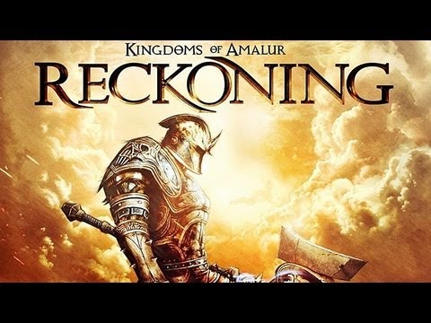 Kingdoms of Amalur: Reckoning - Brigand's Hall Cavern Demo W