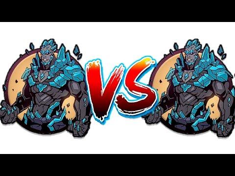 МЕГАЛИТ VS МЕГАЛИТ - долгожданный бой в SHADOW FIGHT 2