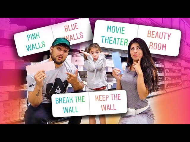 WE LET OUR INSTAGRAM FOLLOWERS CONTROL OUR HOUSE RENOVATION!!!