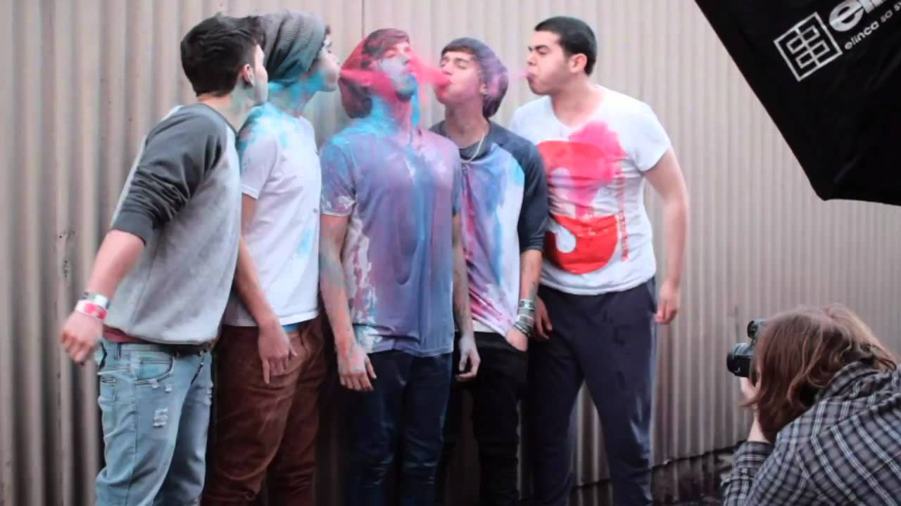The janoskians photoshoot