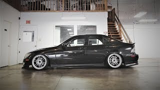 Slamming My Lexus IS300!!