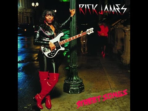 "RICK JAMES. ""Ghetto Life"". 1981. album ""Street Songs""."