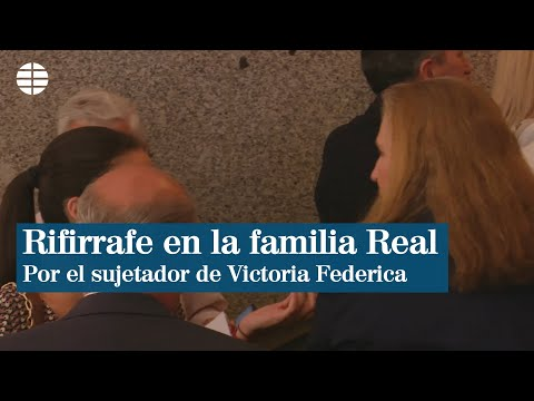 Nuevo rifirrafe en la familia Real entre la infanta Elena y su hija
