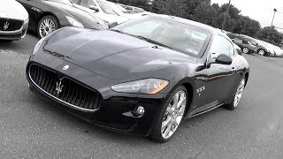 2010 Maserati Granturismo S Automatic Videos