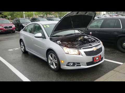 2012 Chevrolet Cruze 6 Speed Manual :-)