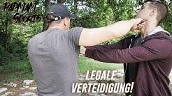 Gib dem Angreifer keine Chance! 🛡 Kubotan, Ironfist und Eagle Clow in der Praxis