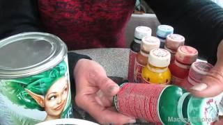 Как выгадывать получай красках да лаке