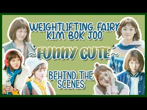 [BTS] Weightlifting Fairy Kim Bok Joo Funny Cute Behind The Scenes