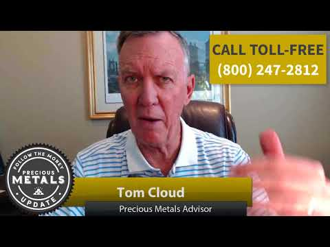 Why We Are Growing Bullish On Physical Silver in 2018 - Tom Cloud (4/18/18)