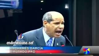 Gay panic takes over the Dominican Congress