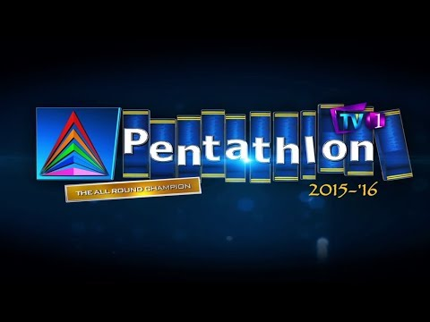 Pentathlon | EP11 | Nalanda College vs Gateway College, Colombo