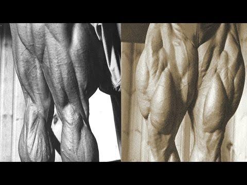 Tom Platz - NEXT LEVEL INTENSITY - Bodybuilding Motivation