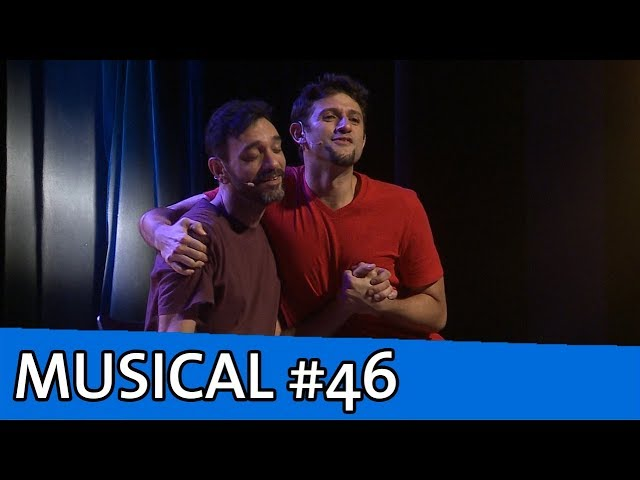 AS RELÍQUIAS DA CIGANA - MUSICAL #46
