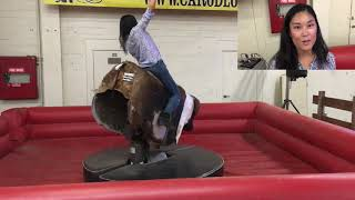 Bull rider 2017