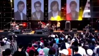 GIGI - Bumi Meringis Live at Java RockingLand 2013
